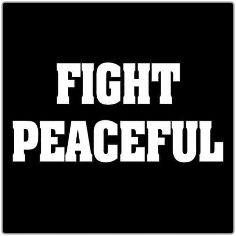 Fight Peaceful - Women's Tee