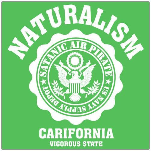 Naturalism California - T-shirt
