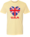 United States Kingdom - T-shirt