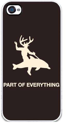 Part of Everything - iPhone 4 Case
