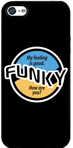 Funky - iPhone 5 Case