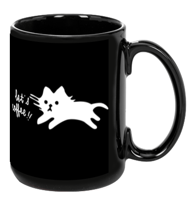 Let's Coffee - Mug