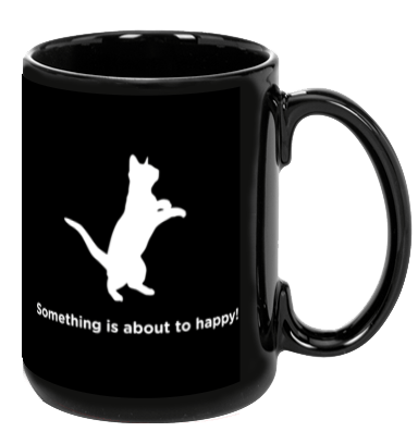 Something About to Happy - Mug