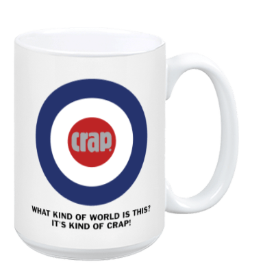Kind of Crap - Mug