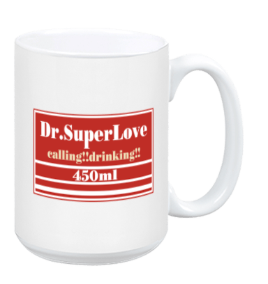 Dr. Superlove - Mug