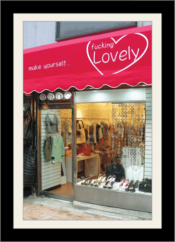Make Yourself Lovely - Poster
