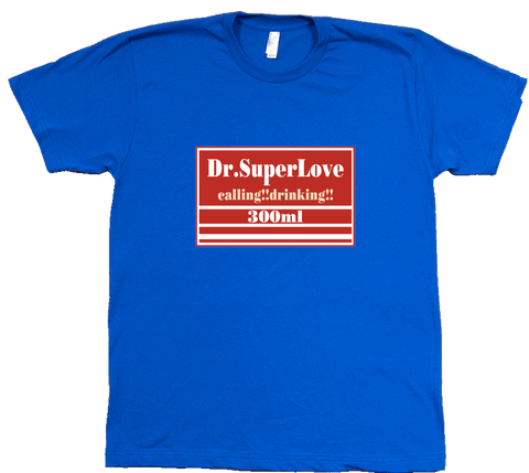 Dr. Superlove - T-Shirt