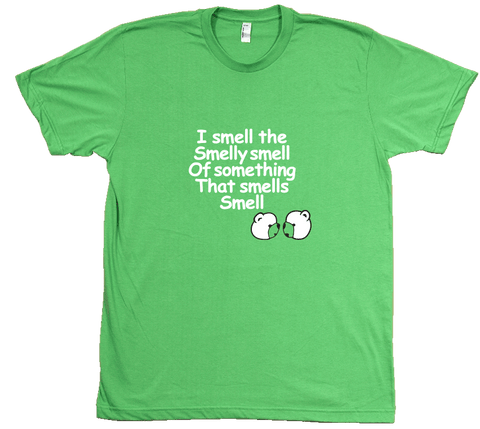 Smelly Smell - T-shirt