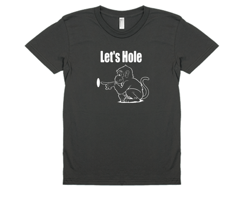 Let's Hole - Women's Tee
