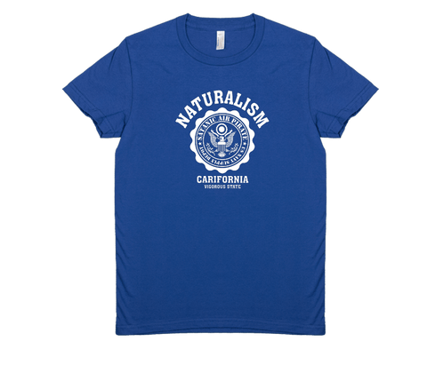 Naturalism California - Women's Tee