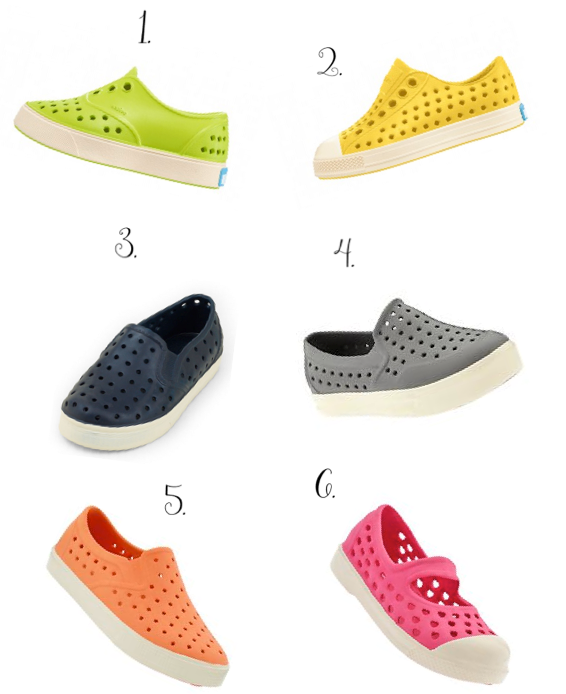 shoe for toddlers and young kids
