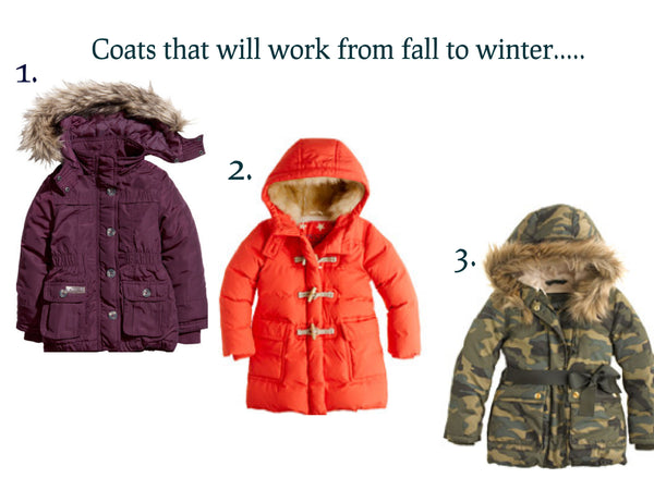 560df5089a50 8 kids coats from fall to winter. - motherburg