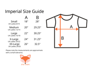Top size guide