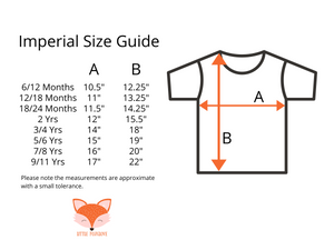 Imperial Size Guide