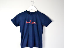 Load image into Gallery viewer, Level Seven Slogan 7th Birthday T Shirt