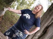 Load image into Gallery viewer, Mummy Bear T-shirt modelled