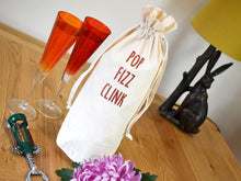 Load image into Gallery viewer, Pop Fizz Clink Bottle Bag