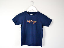 Load image into Gallery viewer, Super Six Slogan 6th Birthday T Shirt