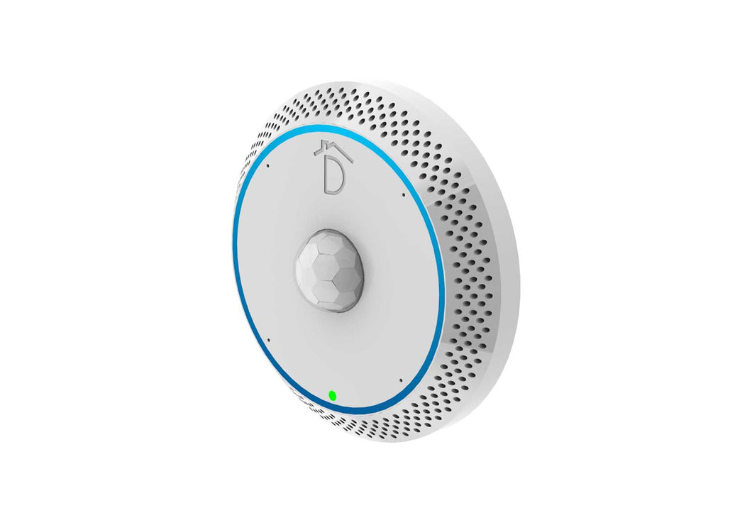 Domatic Room Sensor with Voice
