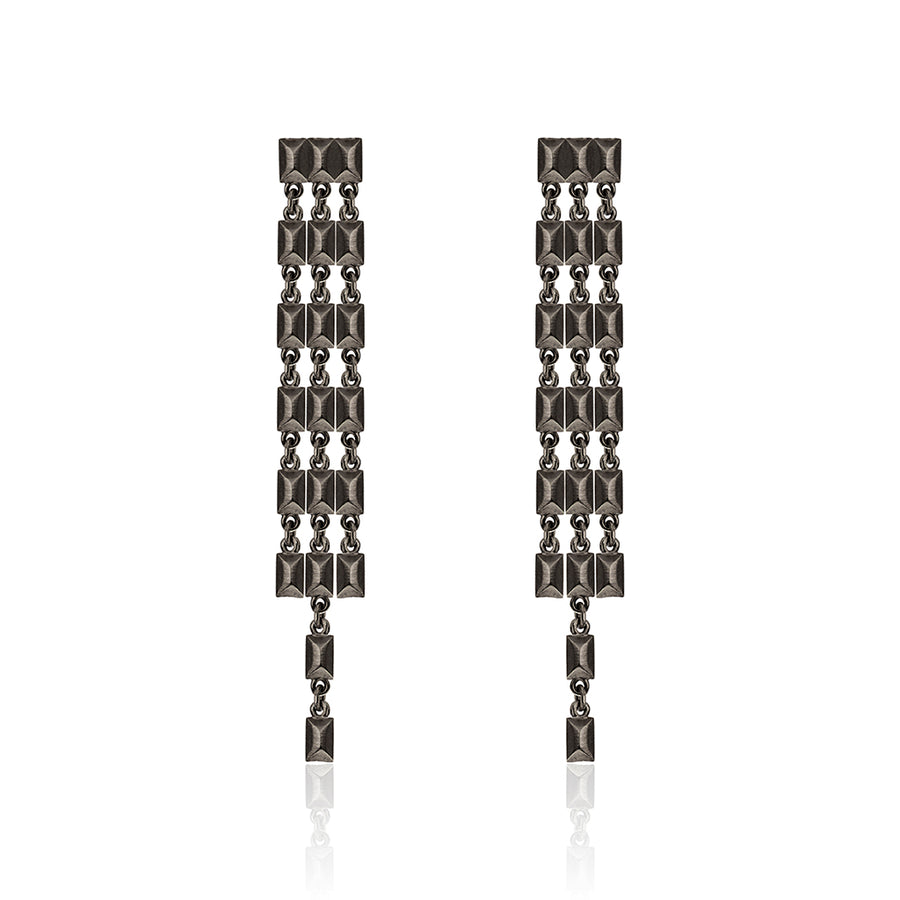 Sparks Fly Chandelier Earrings