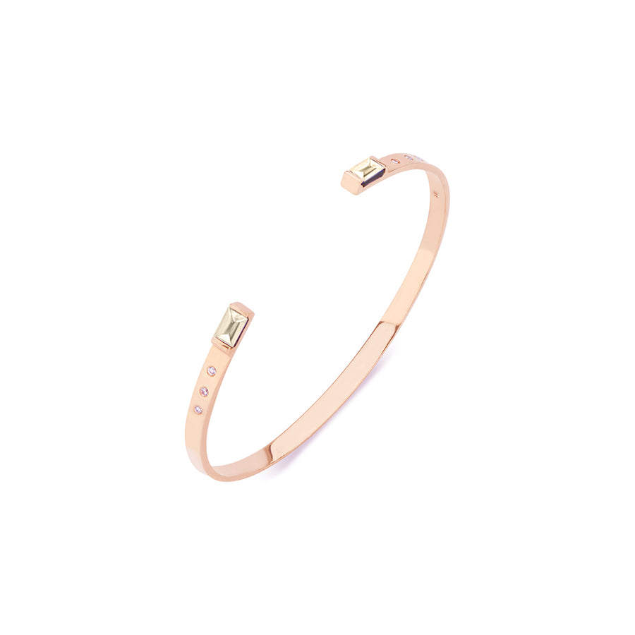 Two Create Fire Bracelet Rose Gold
