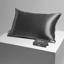 Load image into Gallery viewer, Pillowcase - Grey - Standard