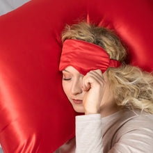 Load image into Gallery viewer, Sleep Mask - Red