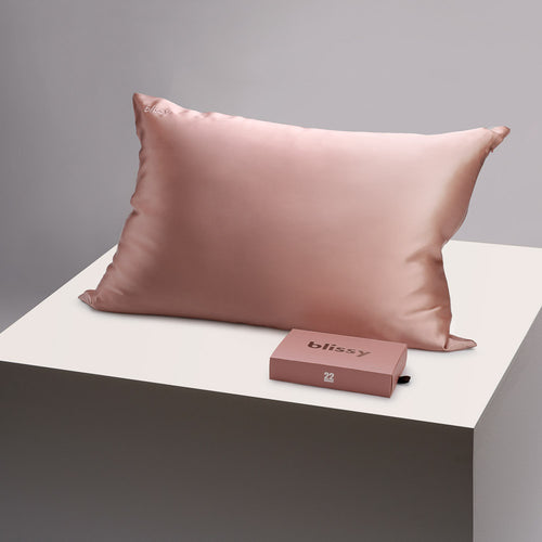 Pillowcase - Rose Gold - King