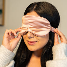 Load image into Gallery viewer, Sleep Mask - Rose Gold