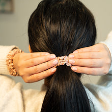 Load image into Gallery viewer, Blissy Skinny Scrunchies - Rose Gold