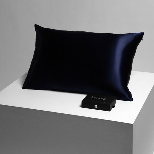 Pillowcase - Blue - King