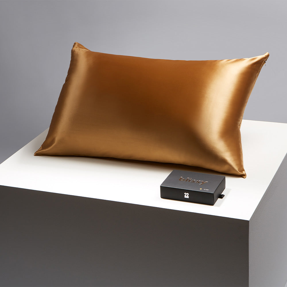 Pillowcase - Gold - King