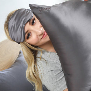 Pillowcase - Grey - Queen