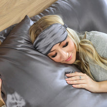 Load image into Gallery viewer, Sleep Mask - Grey