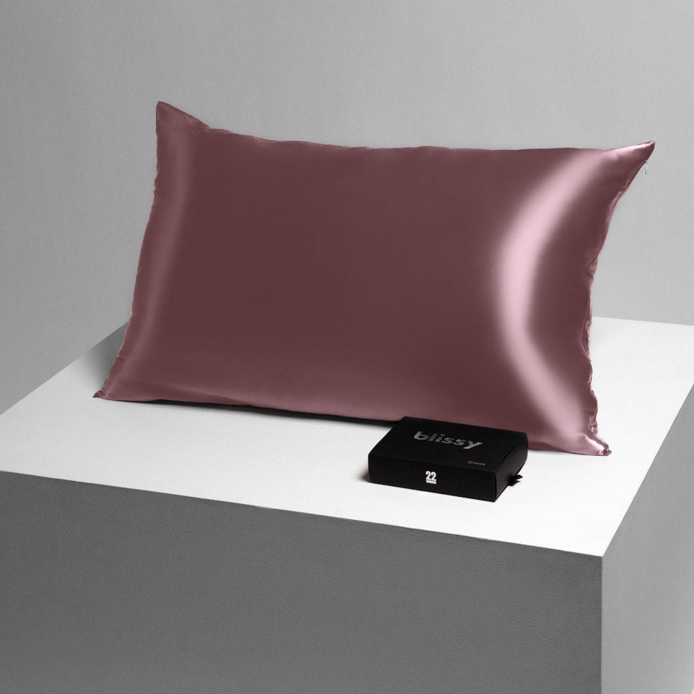 Pillowcase - Plum - Queen