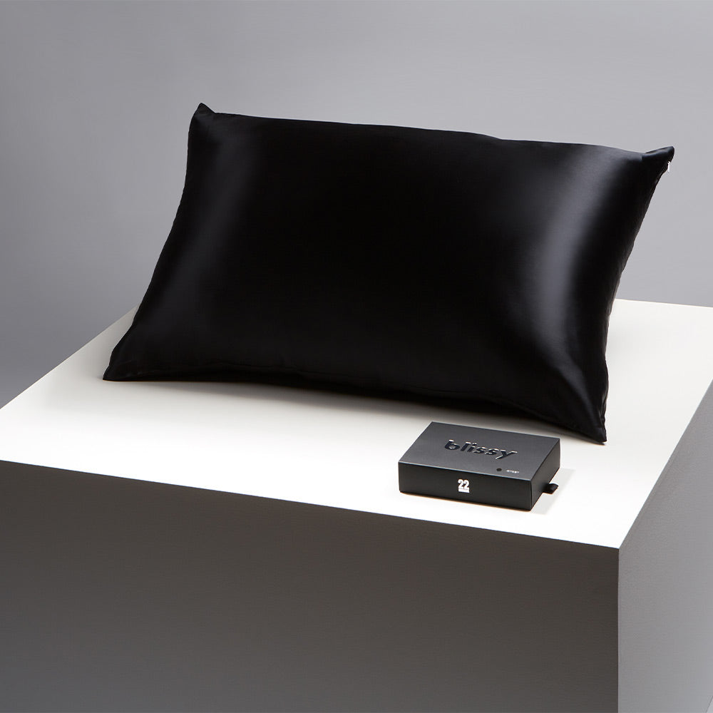 Pillowcase - Black - Standard