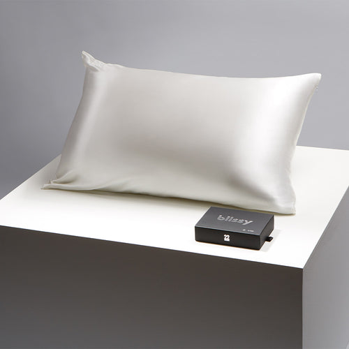 Pillowcase - White - Standard