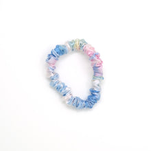 Load image into Gallery viewer, Blissy Skinny Scrunchies - Yellow Tie-Dye