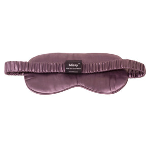 Sleep Mask - Plum