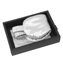Load image into Gallery viewer, Sleep Mask - Silver