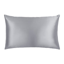 Load image into Gallery viewer, Pillowcase - Silver - Queen
