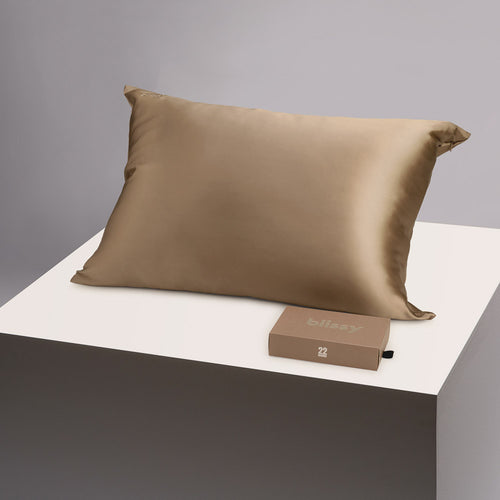 Pillowcase - Taupe - Queen