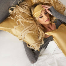 Load image into Gallery viewer, Pillowcase - Gold - Queen