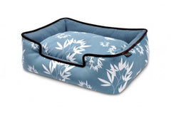 Bamboo Lounge Bed - Luxurious Paws