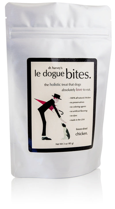 Le Dogue Bites - Luxurious Paws