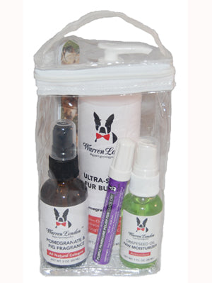 Dog Spa Gift Bag - Luxurious Paws