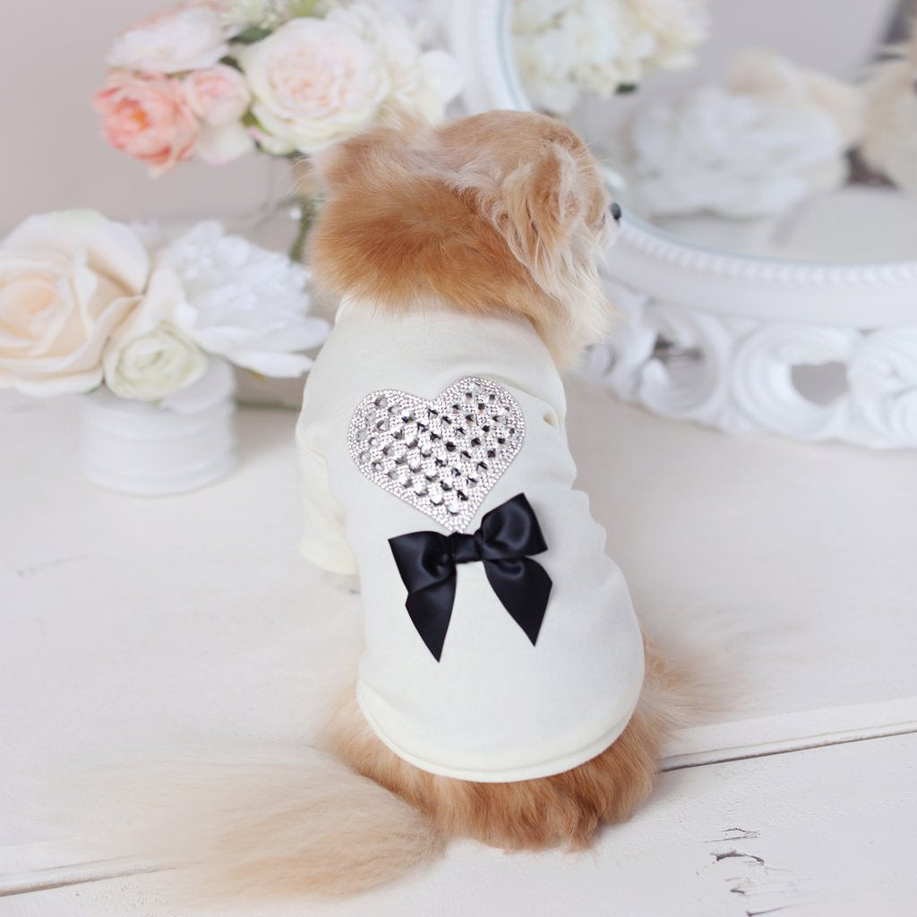 Oh My Heart Tee - Luxurious Paws