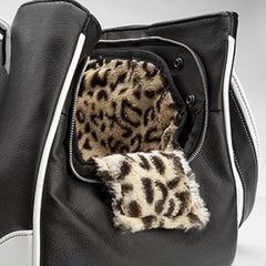 Majestic Maltese Rescue Me Tote Black - Luxurious Paws