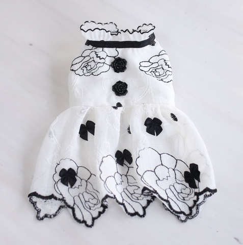 Isabella Dog Dress