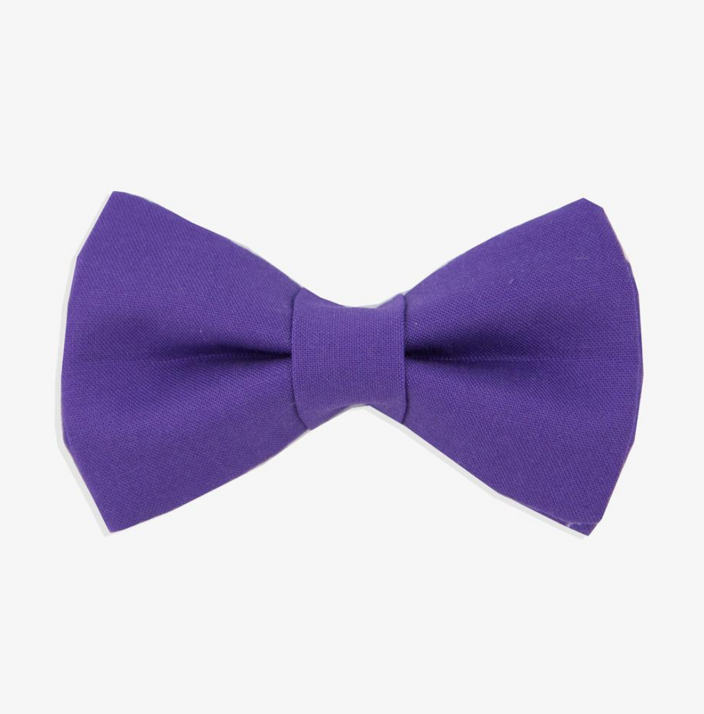 Cagney Bow Tie - Luxurious Paws